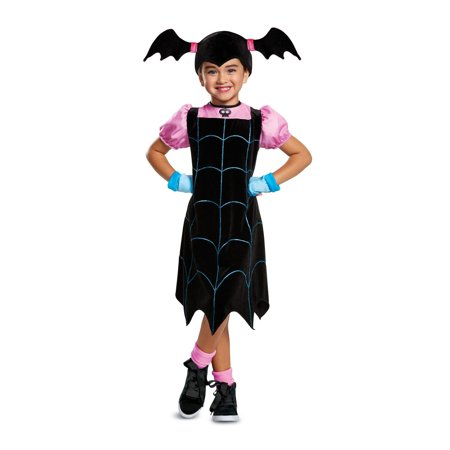 Vampirina Classic Child (Children's Playing Card Costume)