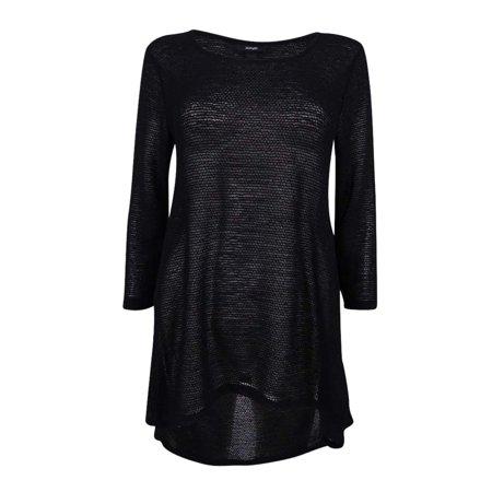 Alfani Women's 3/4 Sleeve Knit Tunic Top 3/4 Sleeve Knit Top