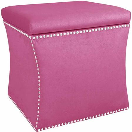 Skyline Furniture Nail Button Storage -