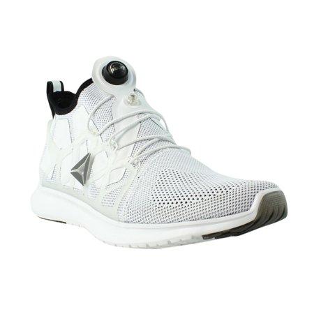 04253dd62c8351 Reebok - Reebok PUMP PLUS CAGE White Black Athletic Sneakers Mens Athletic  Shoes Size 9.5 New - Walmart.com