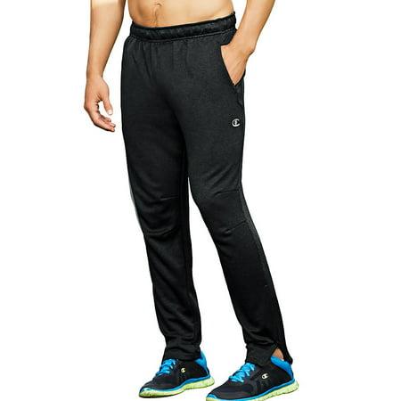 Men's Cross Train Pants, Best Black - 2XL