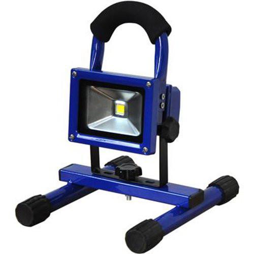 HANG-A-LIGHT 1110150LED Temporary Job Site Light,16500 lm,Bk//Wht