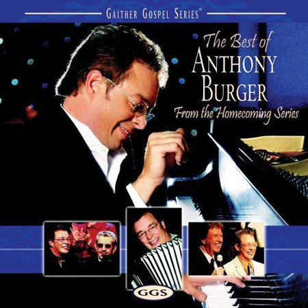 The Best Of Anthony Burger (CD)