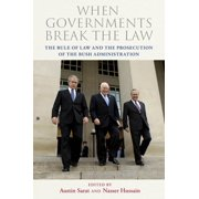 When Governments Break the Law - eBook