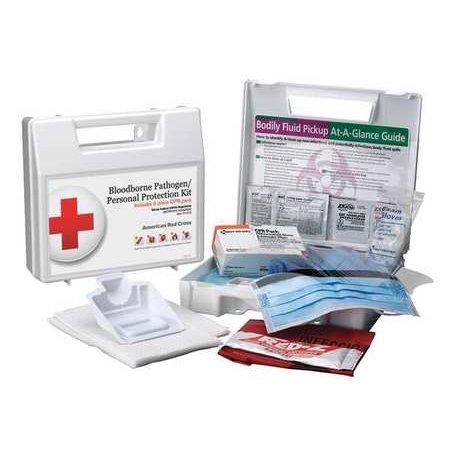 Bloodborne Pathogen Kit, American Red Cross, 711216-GR