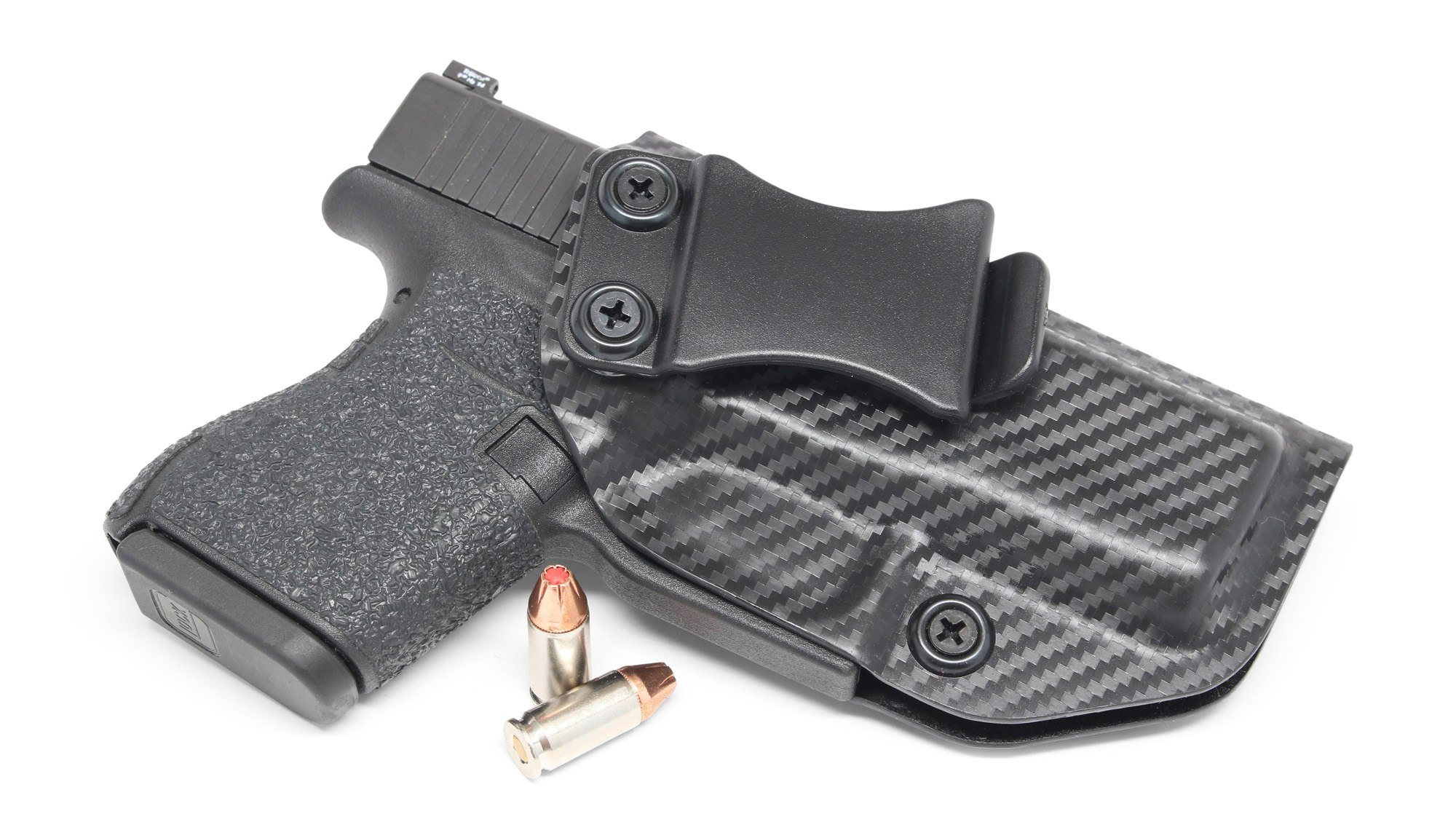Concealment Express: Glock 43 IWB KYDEX Holster by Concealment Express