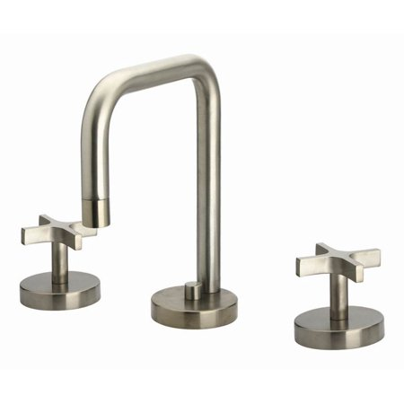 - Metrohaus 5.88 in. Widespread Lavatory Faucet (Polished Chrome)