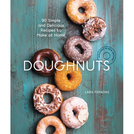Doughnuts : 90 Simple and Delicious Recipes to Make at Home](Halloween Recipes For Kids To Make)