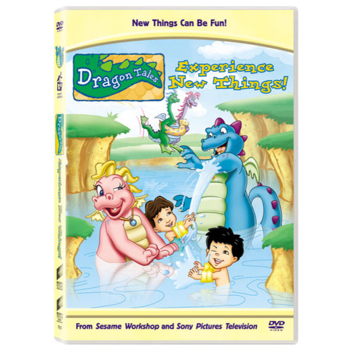 Dragon Tales: Experience New Things! (Full Frame)