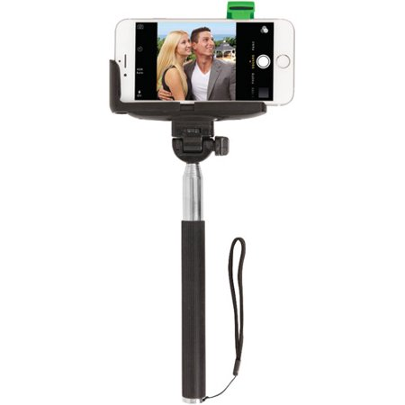 emerge tech selfie stick self timer etselfie. Black Bedroom Furniture Sets. Home Design Ideas