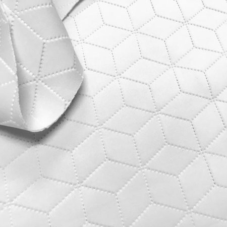 Scuba Knit Fabric Neoprene Embossed Polyester Spandex 58