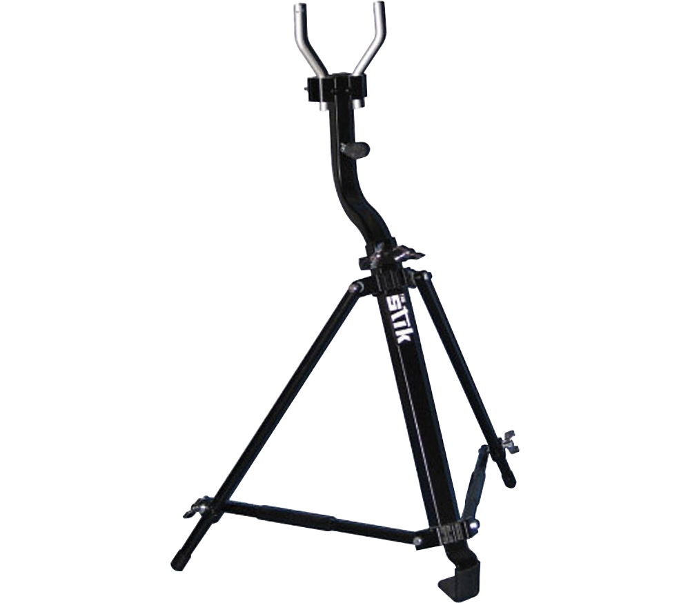 XL Specialty Percussion STK-ST1 The Stik J-Arm Snare Drum Field Stand by XL Specialty Percussion