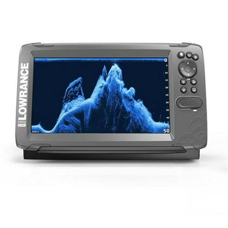 Lowrance 000-14298-001 Hook2-9 Fishfinder w/ SplitShot HDI Transducer