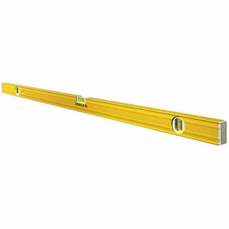 Stabila  29048 48-Inch Type 80A-2 3-Vial Contractors Level 72-Inch Type 80A-2 3-Vial Contractors Level