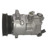 RYC Remanufactured AC Compressor and A/C Clutch AIG567 Fits 2005, 2006, 2007, 2008, 2009, 2010, 2011, 2012, 2013, 2014 VW Jetta 2.5L