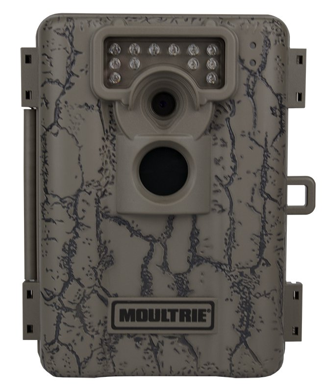 Moultrie A-5 5 MP Low Glow Infrared Trail Game Camera (Certified Refurbished) by Moultrie