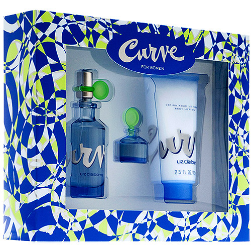 Curve 3 Piece Gift .