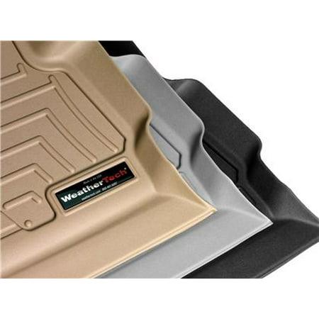 WeatherTech 476991 WeatherTech DigitalFit FloorLiner Cocoa Front Fits:FORD (Weathertech Digitalfit No Drill Mud Flaps Reviews)