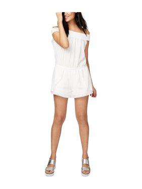 7bf4425f6229 Product Image Rachel Roy Womens Cotton Romper Jumpsuit
