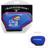 Team Golf NCAA Kansas Golf Blade Putter Cover
