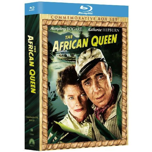 African Queen Commemorative Box Set (Blu-ray) (With Audio CD)/ (Full Frame)