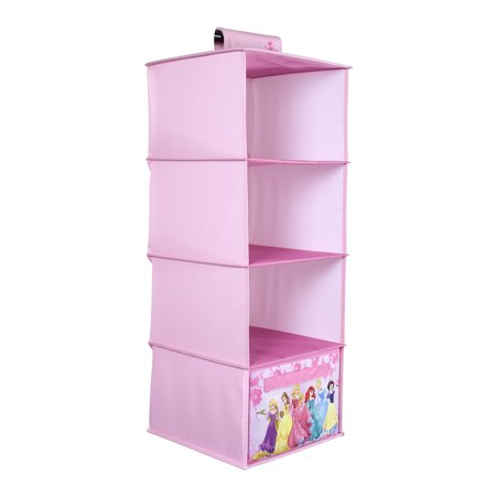 Disney Forever Princess Hanging Closet Organizer   Licensed Storage   Everything Mary