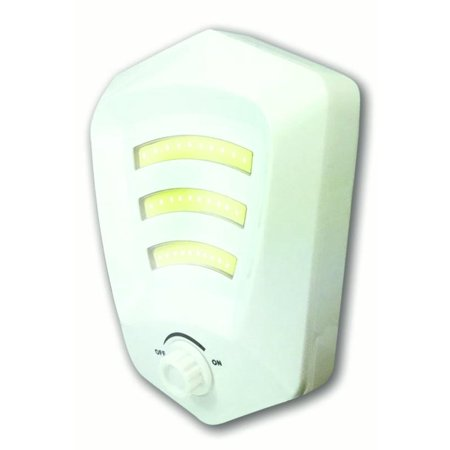 Dimmable Night Light LED Bright COB Battery Operated Stick Or Mount