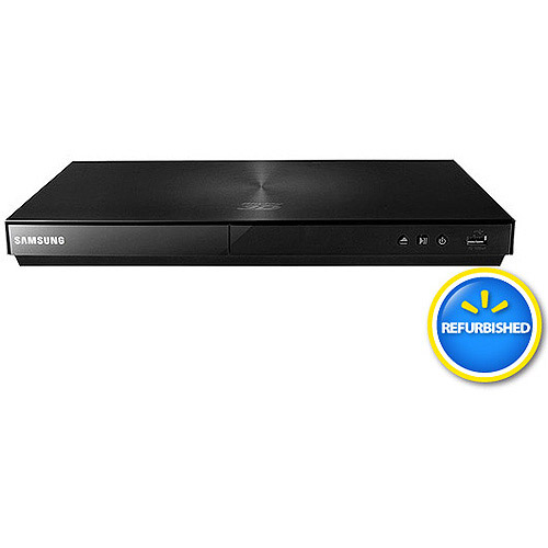 Samsung BD-E5900/ZA 3D Blu-ray DVD Player with Built-In WiFi, Refurbished
