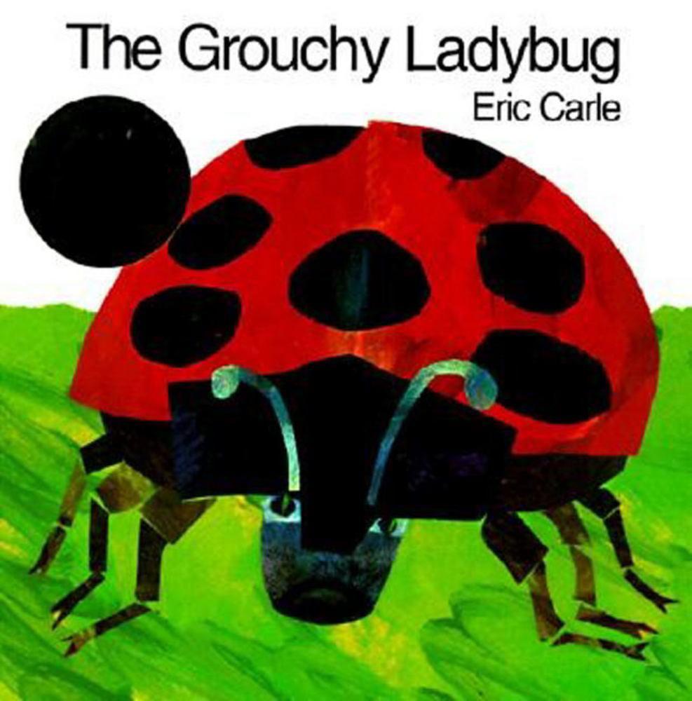 The Grouchy Ladybug (Paperback)