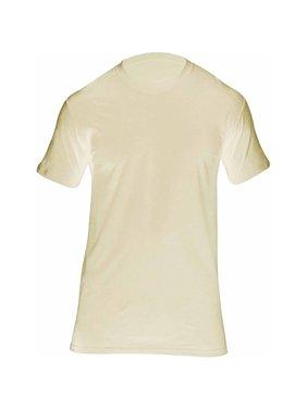 3-Pack Utili-T Crew Neck Shirt, 100 Percent Cotton, ACU Tan