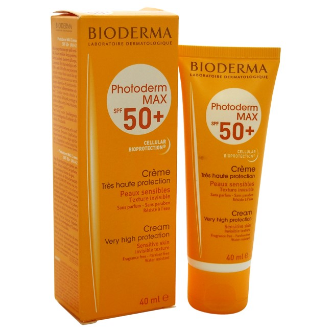 Bioderma Photoderm Max SPF 50+ Cream, 1.3 Oz