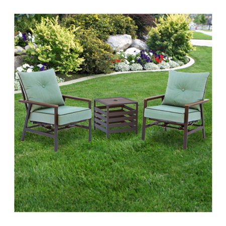 Courtyard Napa 3Pc Deep Chat Set - Courtyard Creations Outdoor Furniture Compare Prices At Nextag