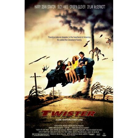 Twister POSTER Movie Mini Promo