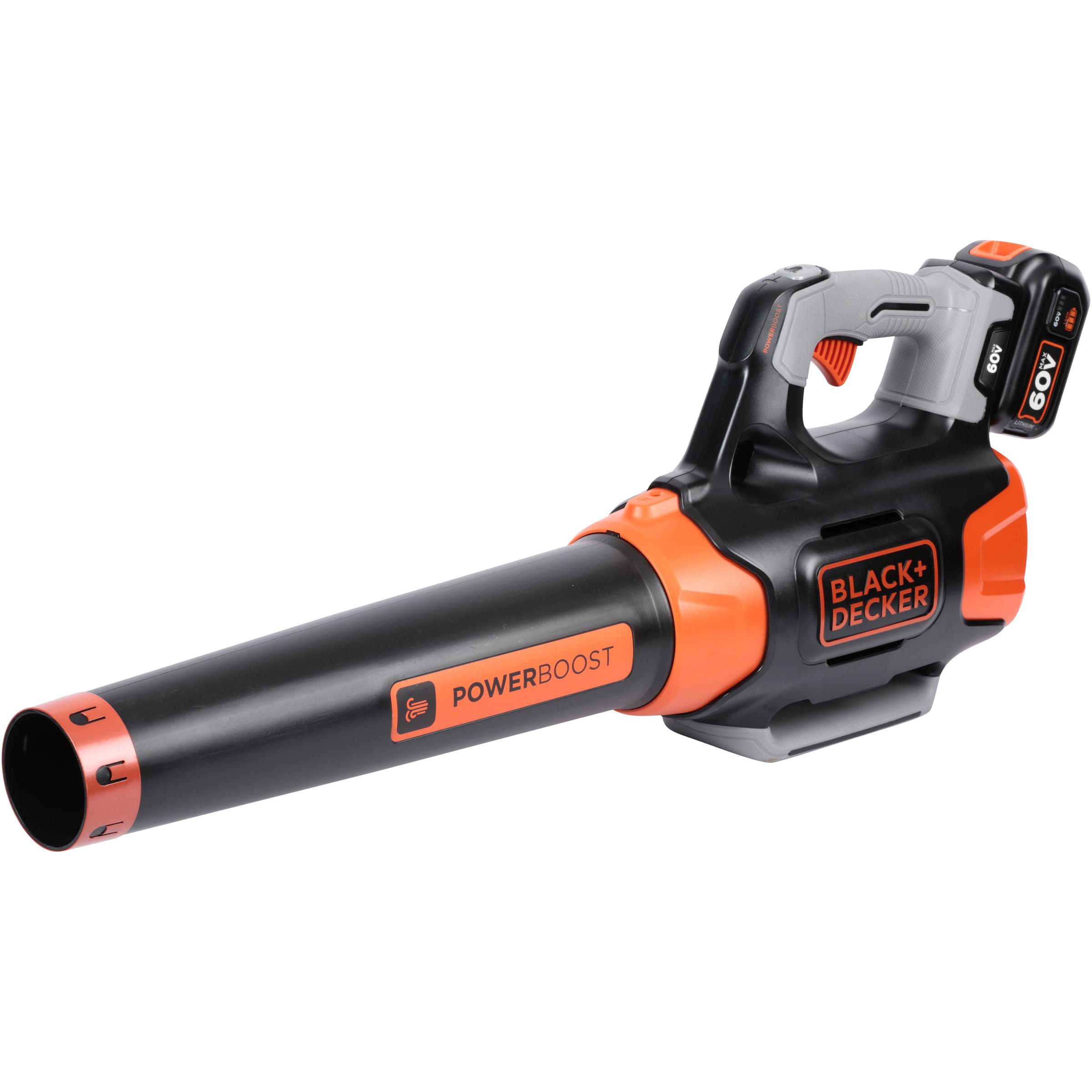 BLACK+DECKER LSW60C 60V MAX* Power Boost Blower