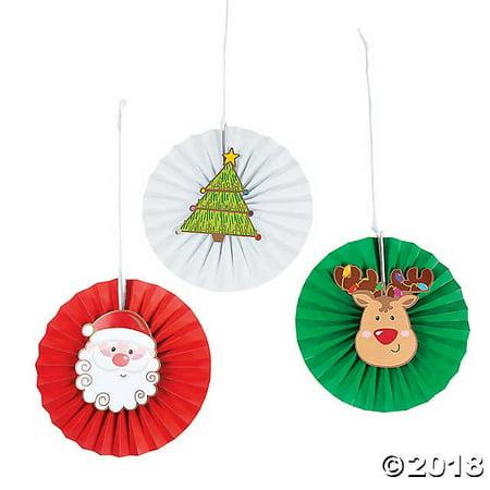 Christmas Character Hanging - Female Christmas Characters
