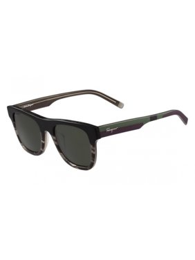 32e4defd3a Product Image Salvatore Ferragamo SF824S Sunglasses 004 Black Horn