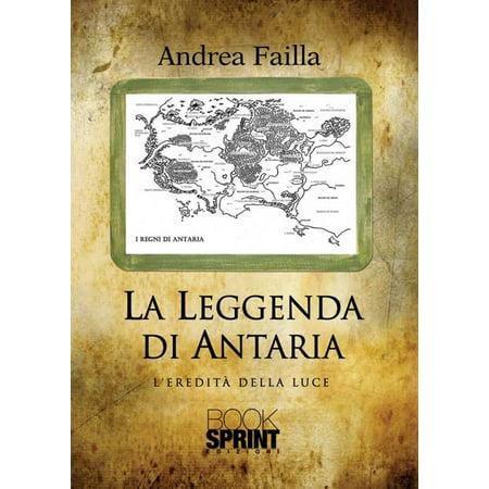 La leggenda di Antaria -