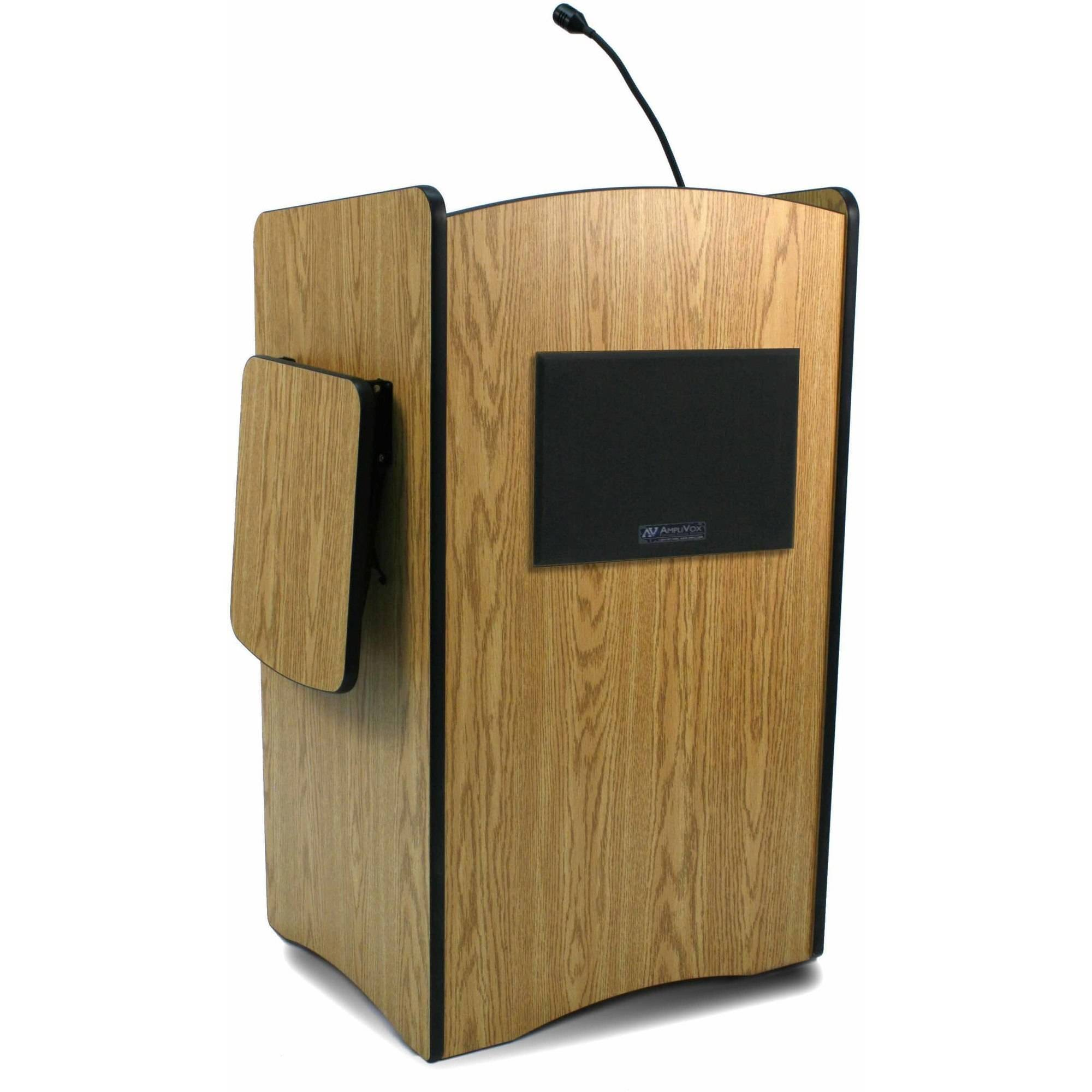 AmpliVox Multimedia Computer Lectern with Sound