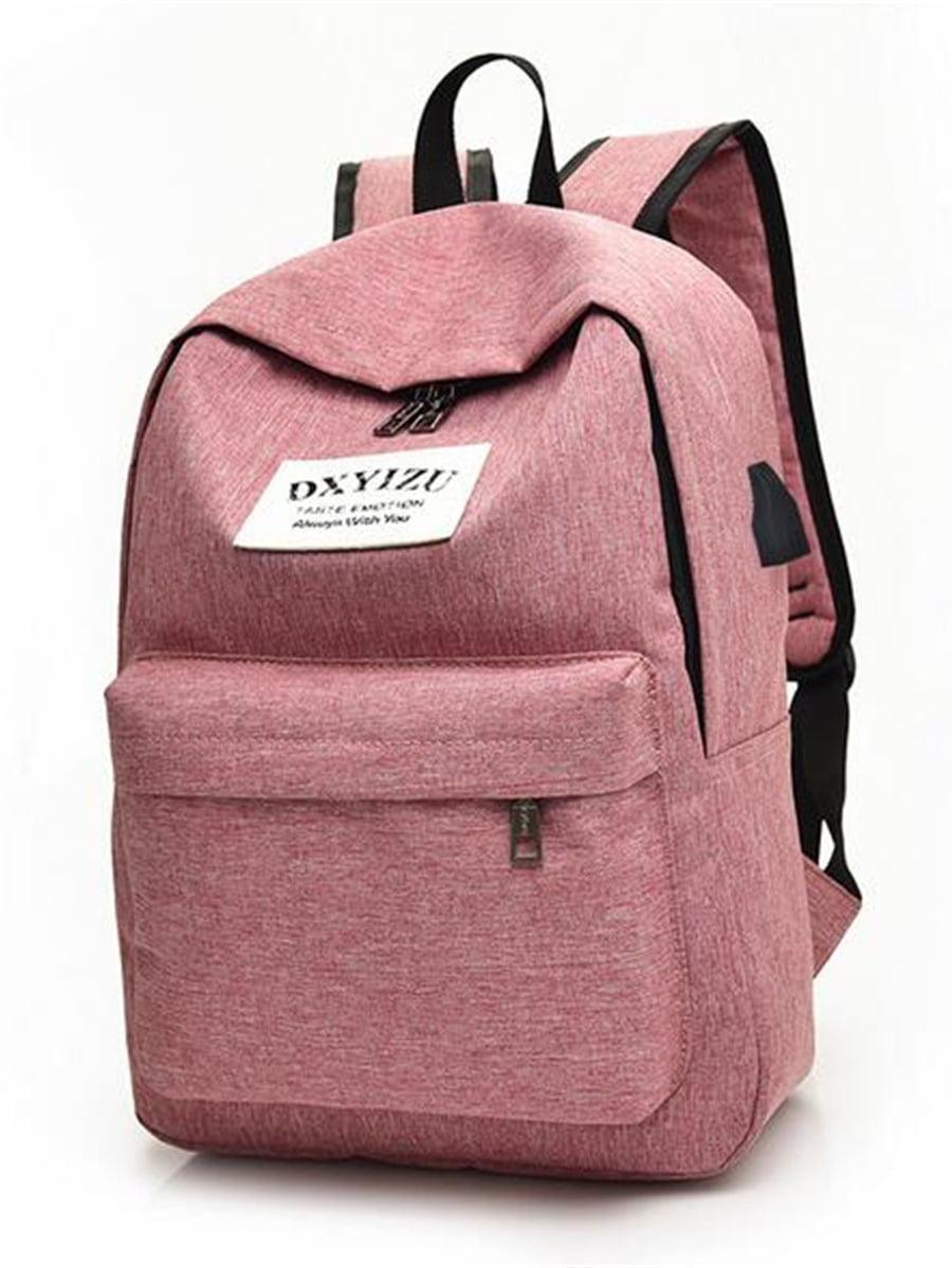 Couple Unisex Travel Backpack Chest Bag Men Women Laptop Shoulder Bag Handbag