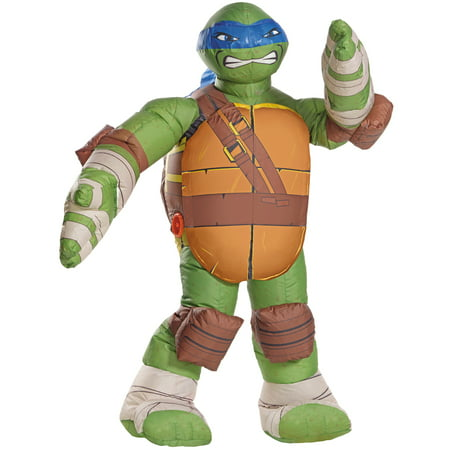 Teenage Mutant Ninja Turtles Childs Leonardo Inflatable (Inflatable Costumes From The 80's)