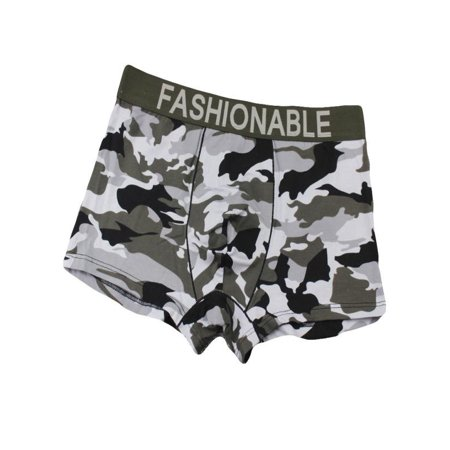 find workmanship los angeles shop for official OkrayDirect Men's Camouflage Soft Briefs Underpants Knickers Shorts Sexy  Underwear