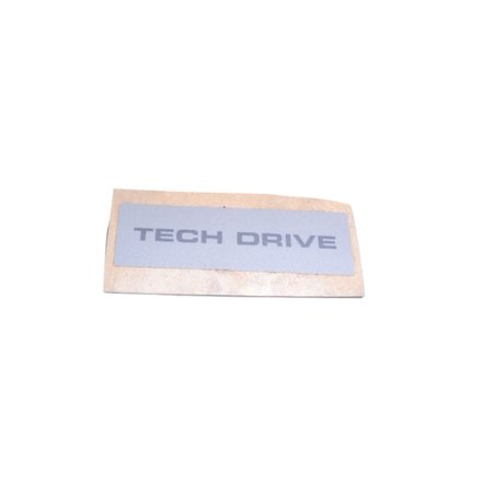 Label Belts (Kirby G3 Belt Lifter Label - 673689S )