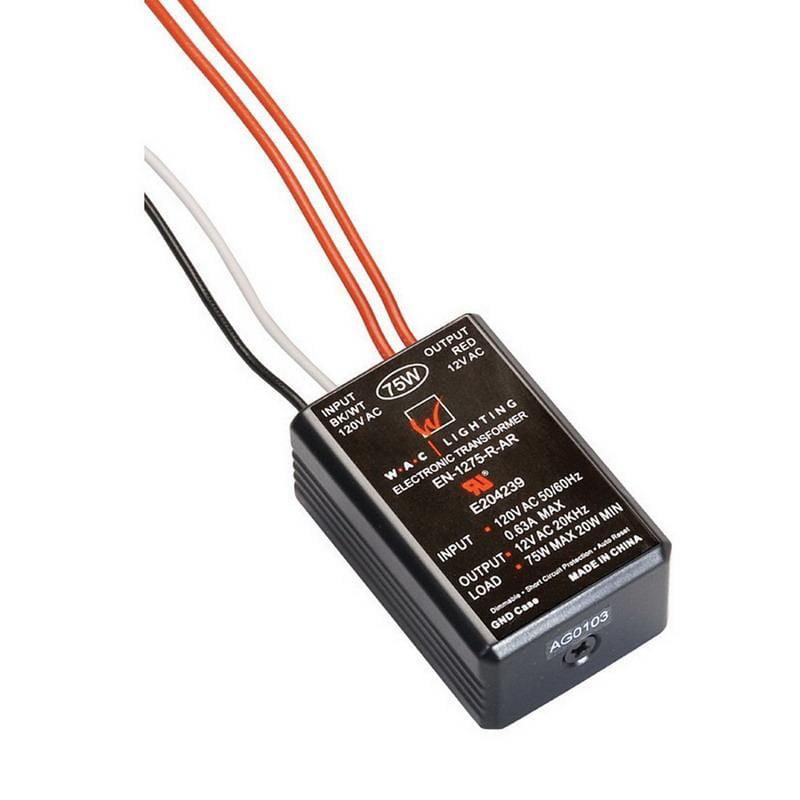 WAC Lighting E TRANS.120V 12V 150W ENCLOSED