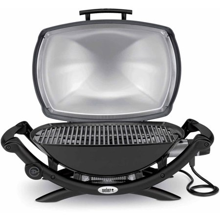 weber q 2400 electric grill dark gray best electric grills. Black Bedroom Furniture Sets. Home Design Ideas