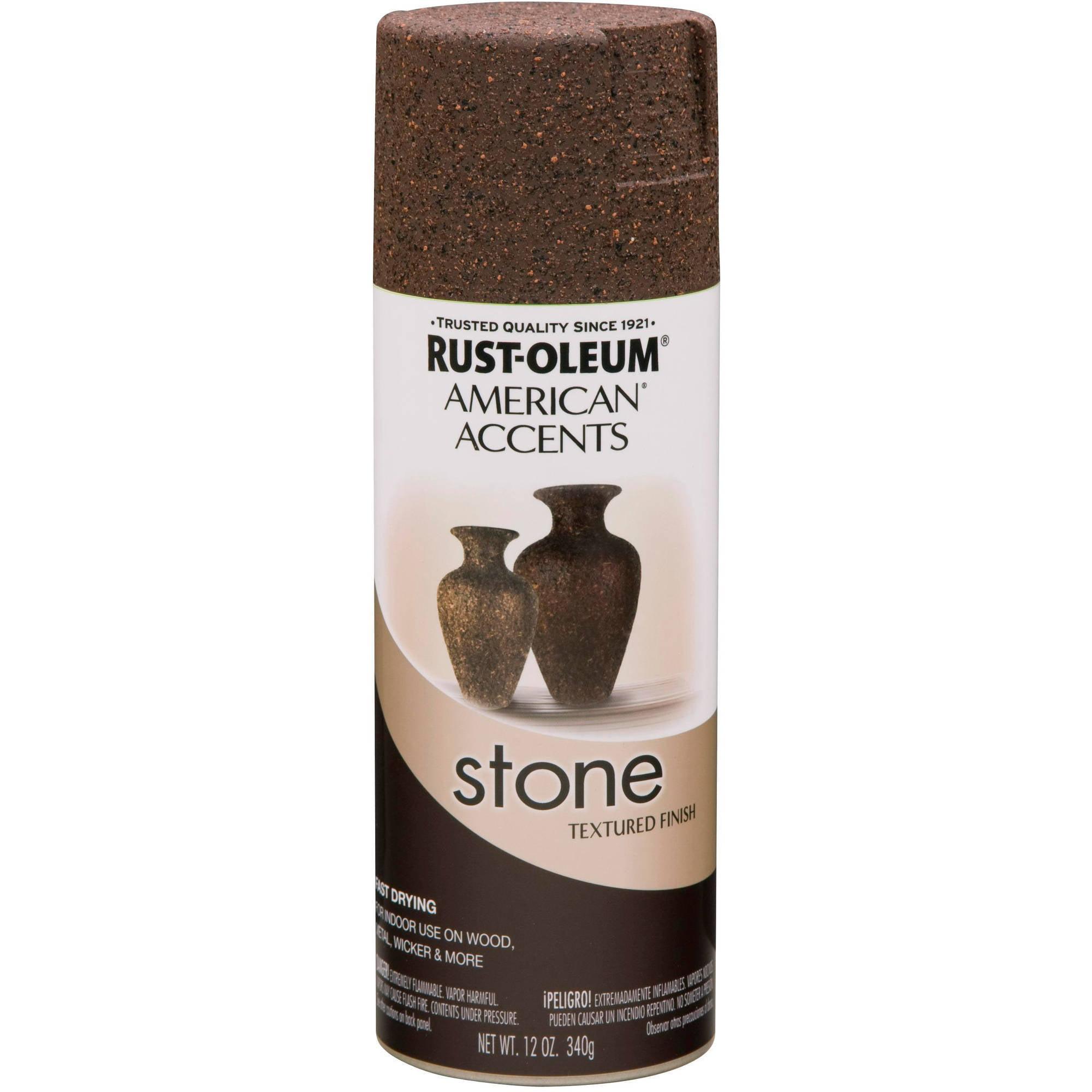 Rust Oleum American Accents Stone Spray Walmartcom