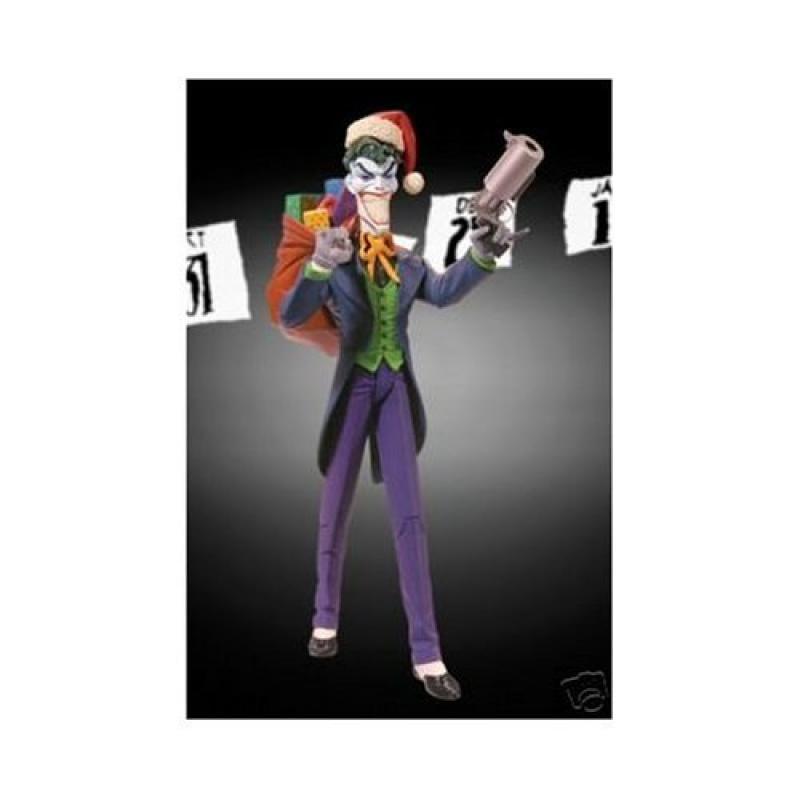 DC Direct Batman The Long Halloween 1: Joker Action Figure