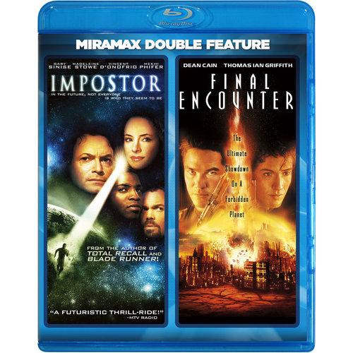 Imposter / Final Encounter (Blu-ray) (Widescreen)
