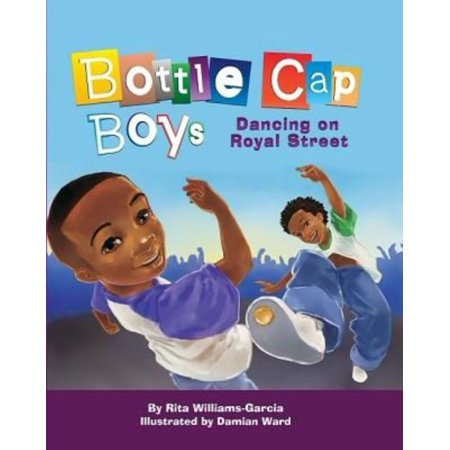 Bottle Cap Boys Dancing On Royal Street