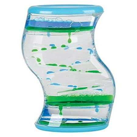 TG32 Liquid Motion Bubbler - Blue Green