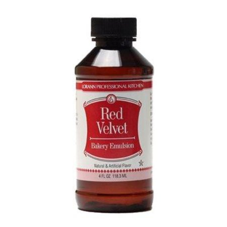 Red Velvet Cake Bakery Emulsion by LorAnn Flavor Oils